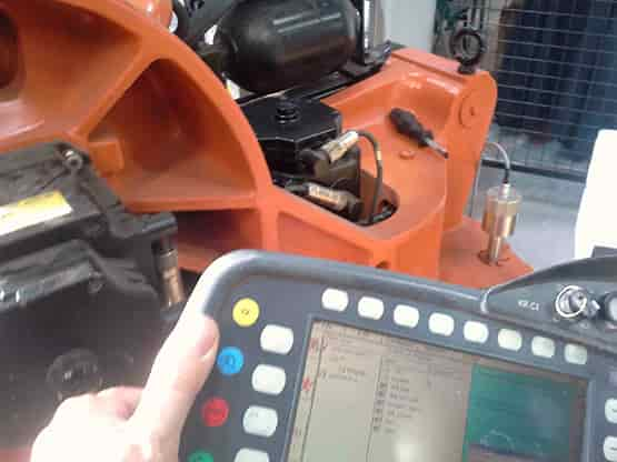 Industrial Robot Maintenance Solutions Phoenix Control