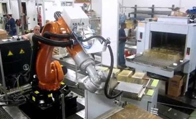 Robotic Material Handling