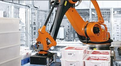 robotic applications for the food industry