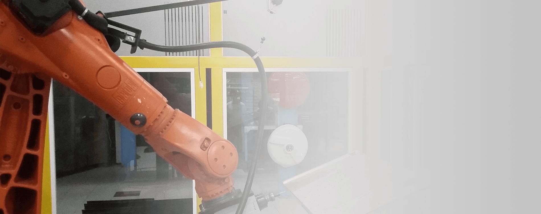 Robot automation service